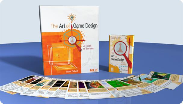 Art of Game Design - original 1st edition cover