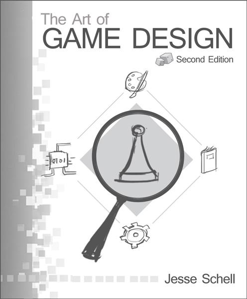 Art of Game Design - concept sketch 1