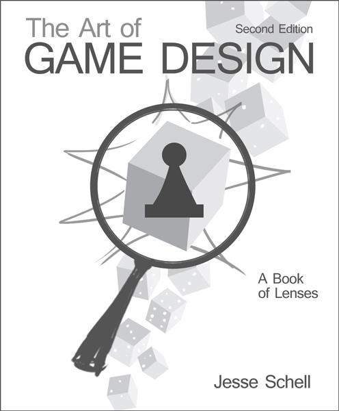 Art of Game Design - concept sketch 2