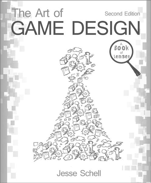 Art of Game Design - concept sketch 3