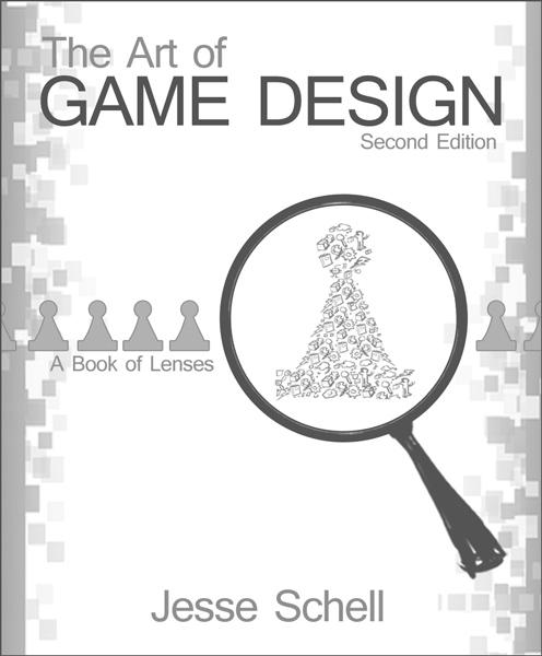 Art of Game Design - concept sketch 4
