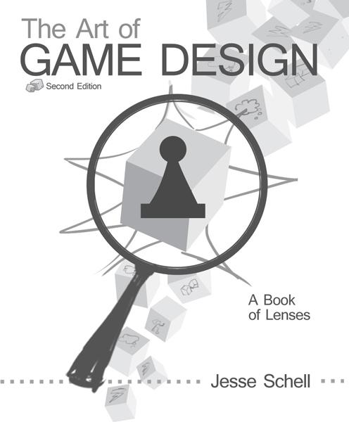 Art of Game Design - concept sketch 5
