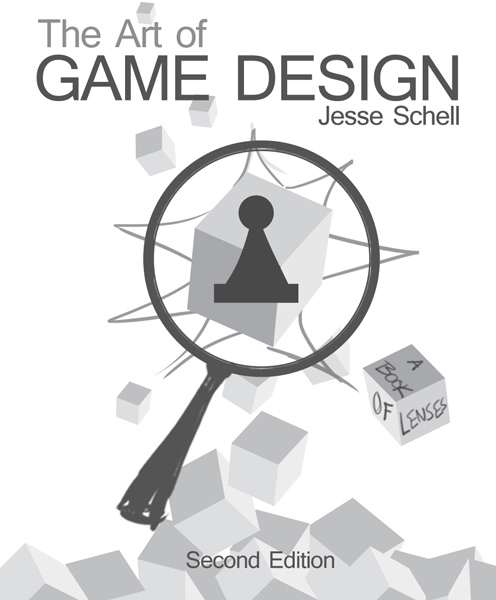 Art of Game Design - concept sketch 6