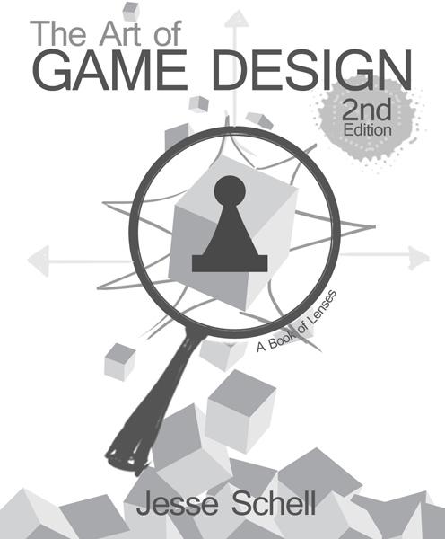 Art of Game Design - concept sketch 7