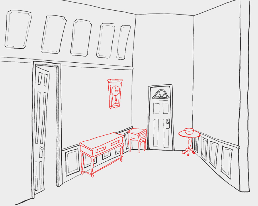 Environment - entryway