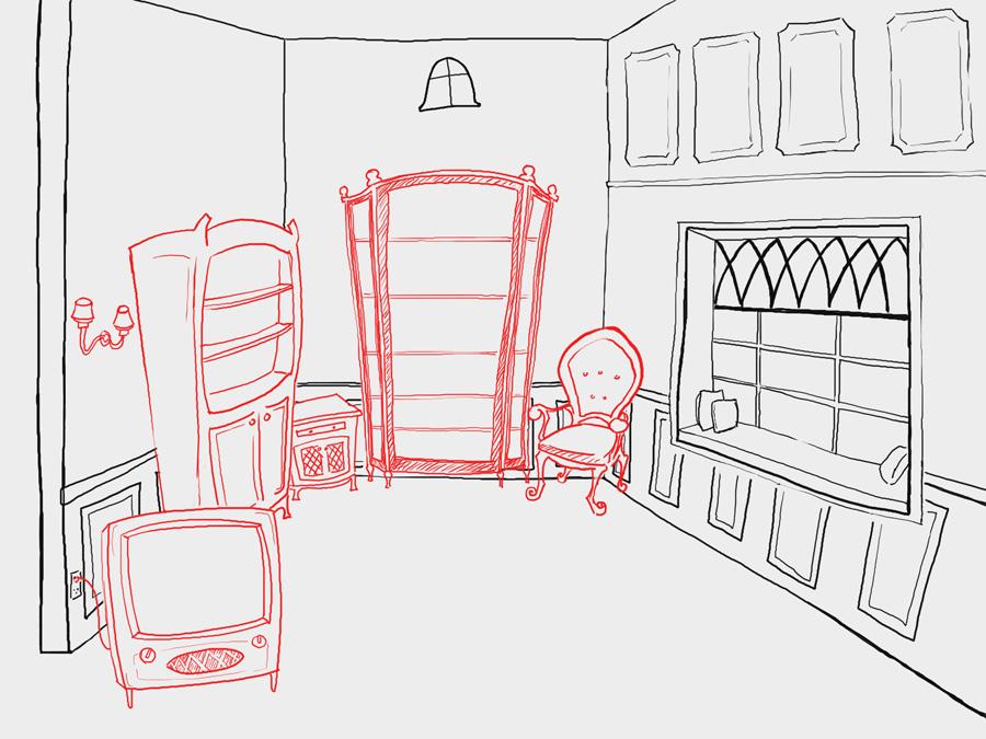 Environment - living room