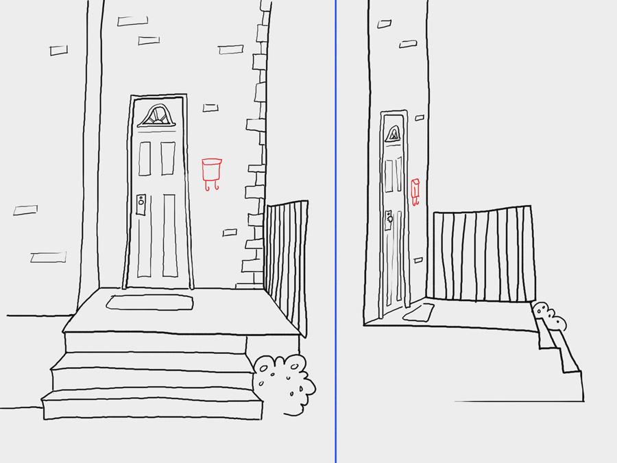 Environment - porch