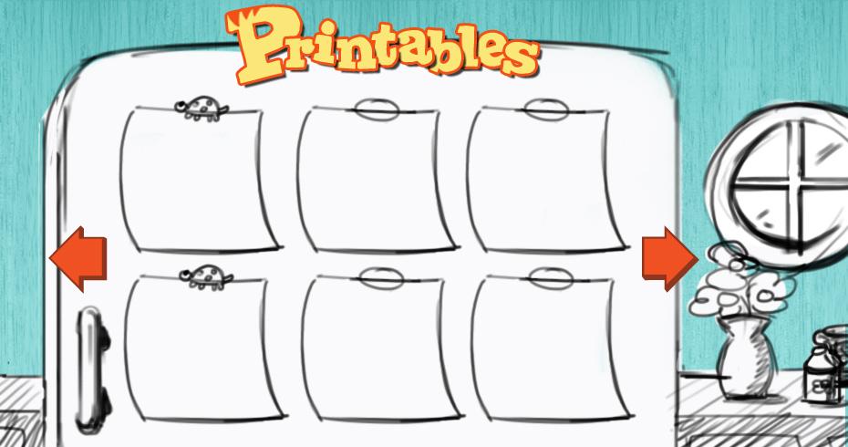 Printables directory - sketch