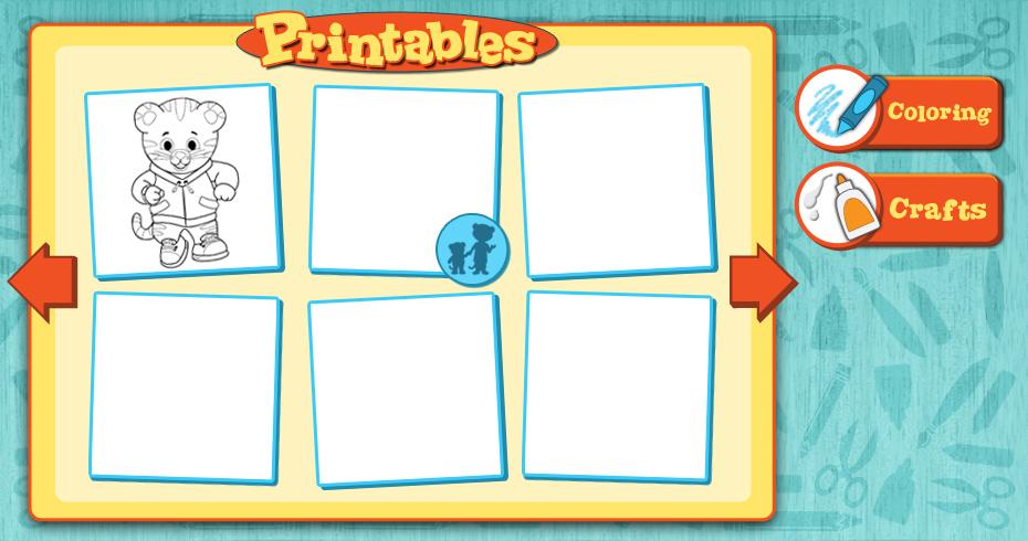 Printables directory - v1
