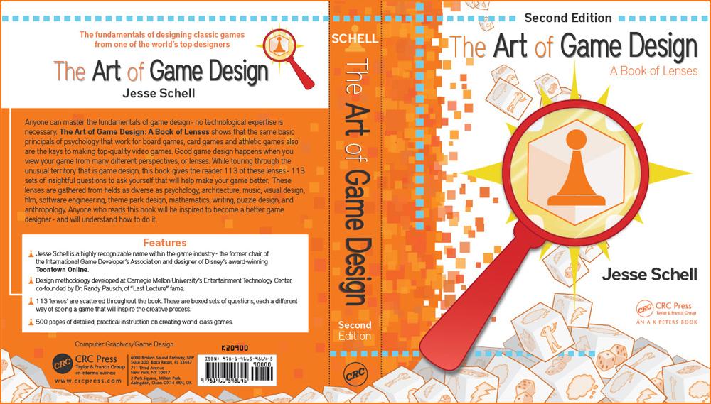 Art of Game Design - 2nd edition final art