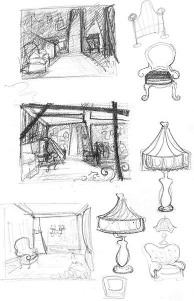 Sketch - environment