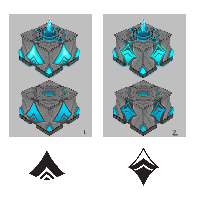 Icon explorations