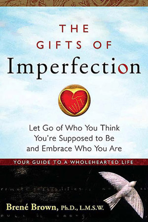 gifts of imperfection book cover